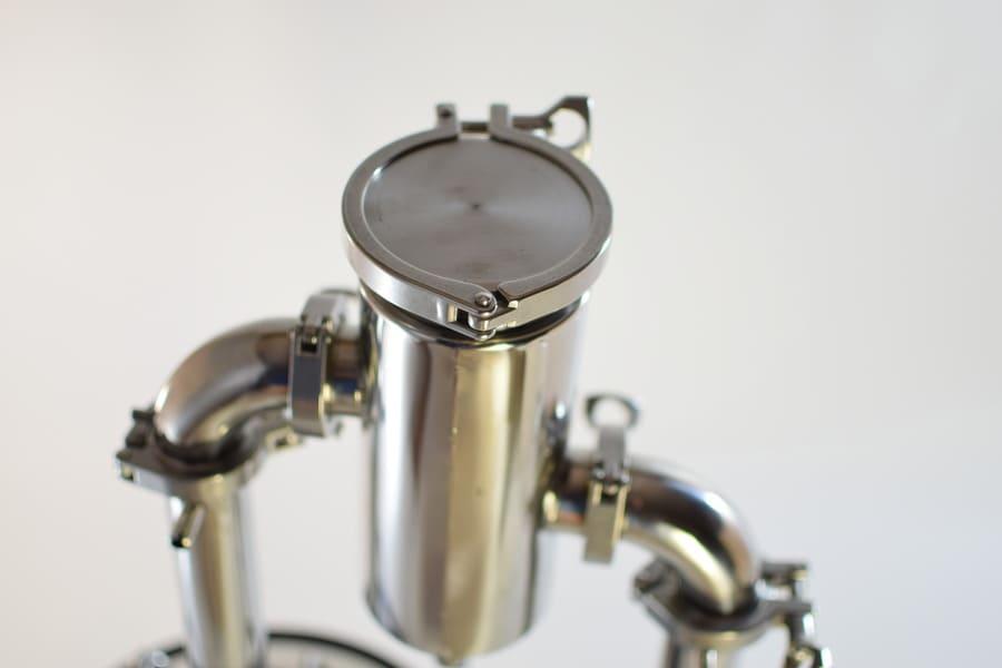 джин-корзина-кламп